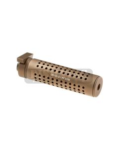 Silenciador  kac qd 145mm ccw