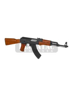 Ak 47 cyma full metal madera